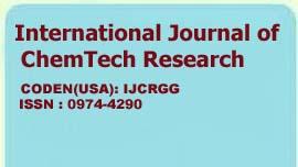 Research Journal, ChemTech, Journal PharmTech, International Journal